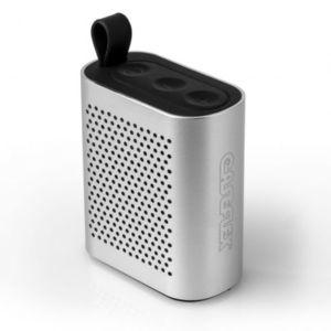 Caseflex Wireless Mini Bluetooth hangfal - Silver kép