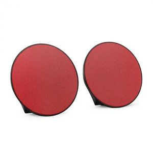 OneConcept Dynasphere hordozható Bluetooth hangszórók, AUX, piros kép