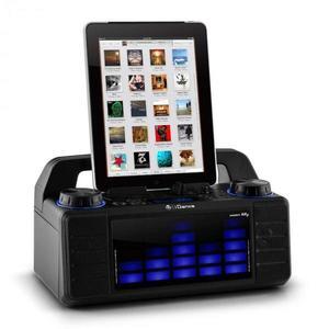 IDance Energy XD2, parti hangfalrendszer, fader, keverőpult, bluetooth, USB, MP3 kép