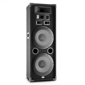 "Auna PA-2200, fullrange PA hangfal, 2x12"" basszus hangfal kép"