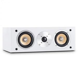 Auna Linie 501 CS-WH passzív center hangfal, 120 W, fehér kép