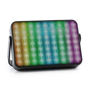 Auna Dazzl 5.0 bluetooth hangfal, LED, AUX, akkumulátor, handsfree, hordozható kép