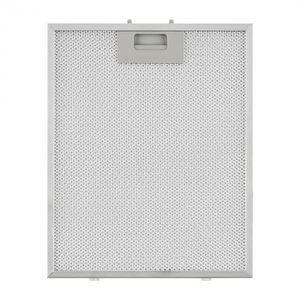 Klarstein alumínium zsírszűrő, 26 x 32 cm, cserélhető szűrő, pótszűrő kép