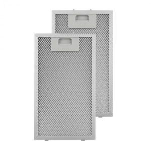 Klarstein zsírszűrő, pótszűrő, alumínium, 18, 5 x 31, 8 cm, 2 darab, tartozék kép