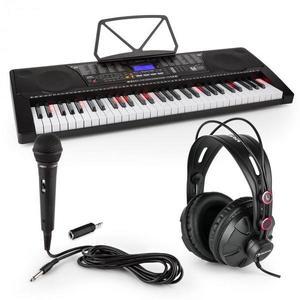 SCHUBERT Etude 225 USB, gyakorló elektromos zongora, fülhallgatóval és mikrofonnal kép