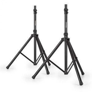Malone Speaker Alu, két állvány PA hangfalakra, 25 kg, fekete kép