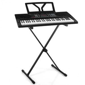 SCHUBERT Etude 300, keyboard szett, állvány, fekete kép