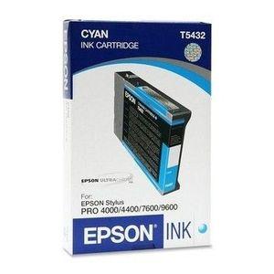 Epson T543200 cián (cyan) eredeti tintapatron kép