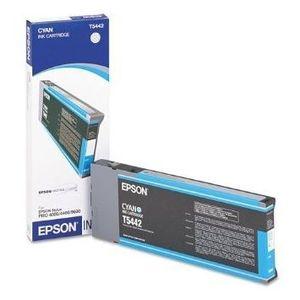 Epson T544200 cián (cyan) eredeti tintapatron kép