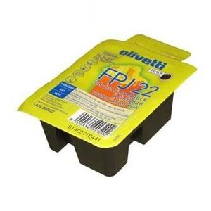 Olivetti B0042 fekete (black) eredeti tintapatron kép