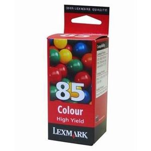 Lexmark 12A1985E színes eredeti tintapatron kép