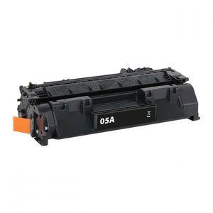 HP CE505A fekete kép