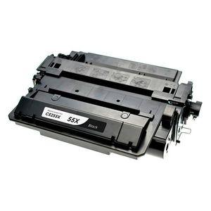 HP CE255X fekete kép
