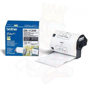 Brother DK-11240, 102mm x 51mm, hőérzékeny papírcímkék kép