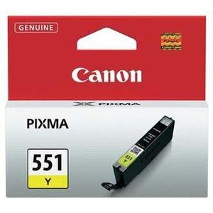 Canon CLI-551Y sárga kép