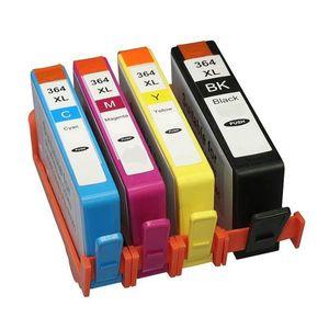 HP 364XL SD534E Bk+C+M+Y multipack utángyártott tintapatron kép