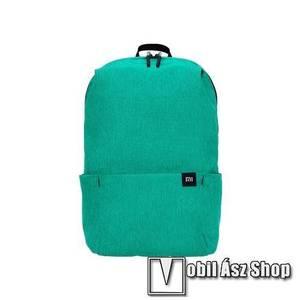 XIAOMI hátizsák - ultrakönnyű, kopásálló poliészter anyag, vízálló, 10L kapacitás - ZÖLD - 340 x 225 x 130mm kép