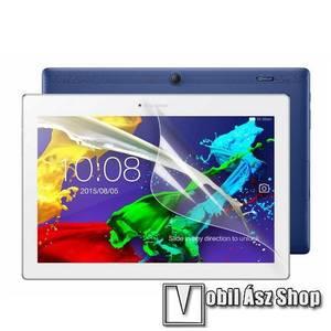 Képernyővédő fólia - HD Clear - 1db, törlőkendővel - Lenovo Tab 2 A10-70 kép