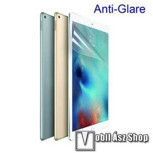 Képernyővédő fólia - Anti Glare - MATT! - 1db, törlőkendővel - APPLE iPad Pro kép