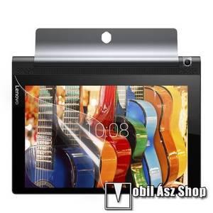 Képernyővédő fólia - Clear - 1db, törlőkendővel - Lenovo Yoga Tab 3 10 kép