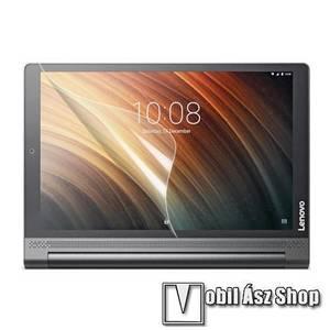 Képernyővédő fólia - HD Clear - 1db, törlőkendővel - Lenovo Yoga Tab 3 Plus 10.1 kép
