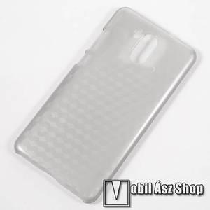 Műanyag védő tok / hátlap - SZÜRKE - Oukitel U15 Pro kép