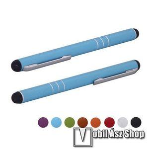 Érintőképernyő ceruza - kapacitív kijelzőhöz - VILGOSKÉK kép