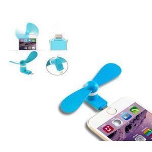 iPhone Lightning mini ventilátor kép