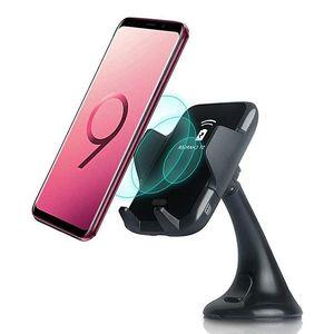 Automatikus infravörös érzékelő autós NFC mobiltelefon tartó kép