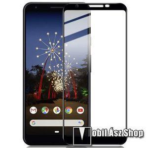 Google Pixel 3a, fekete kép