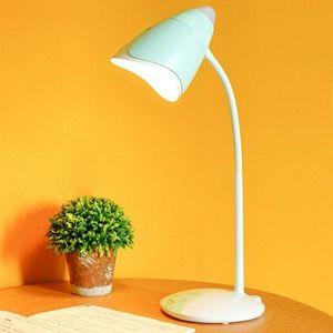 Érintő kijelzős nagymérteű asztali LED lámpa kép