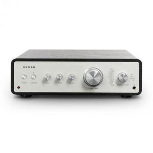 Numan Drive Digital, sztereó erősítő, 2x170W / 4x85W RMS, AUX / phono / koaxiális, fekete kép