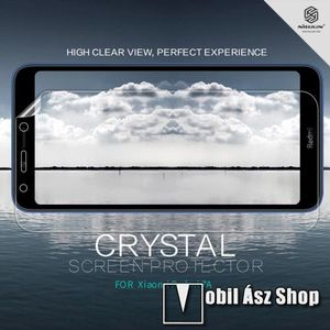 NILLKIN képernyővédő fólia - Crystal Clear - 1db, törlőkendővel - Xiaomi Redmi 7A - GYÁRI kép
