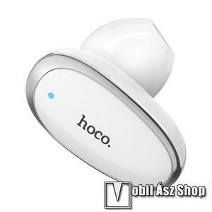 Bluetooth headset beépített mikrofonnal kép