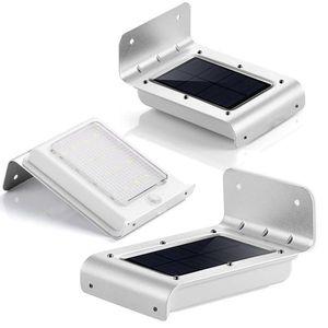 Novion 16 LED-es napelemes fali lámpa kép