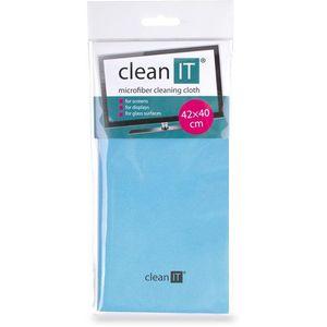 CLEAN IT CL-700 Tisztítókendő, világoskék kép