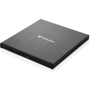 VERBATIM külső Blu-Ray író Slimline USB 3.1 Gen 1 (USB-C) kép
