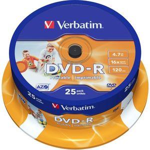 Verbatim DVD-R írható DVD lemez kép