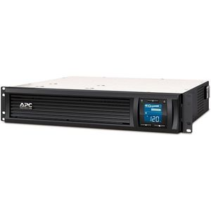 APC Smart-UPS C 1500 VA LCD RM 2U 230 V SmartConnect rack-be kép