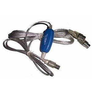 PremiumCord USB -> MIDI Konverter kép