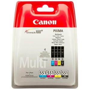 Canon CLI-551 Multipack kép