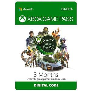 Xbox Game Pass - 3 hónapos előfizetés kép