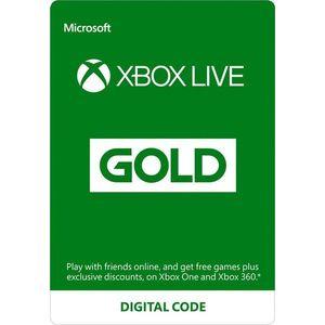 Xbox Live Gold - 6 hónapos tagság kép