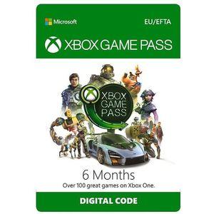 Xbox Game Pass - 6 hónapos előfizetés kép