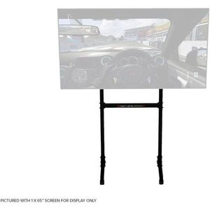 Next Level Racing Free Standing Single Monitor Stand kép