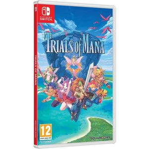 Trials of Mana - Nintendo Switch kép