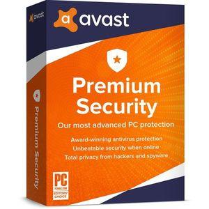 Avast Premium Security 1 számítógépre 12 hónapra (elektronikus licenc) kép