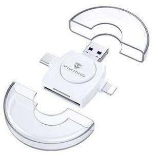 VIKING V4 USB 3.0 4 az 1-ben, fehér kép