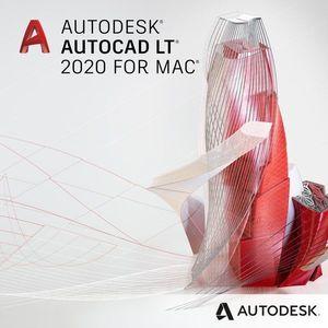 AutoCAD LT Mac-hez Commercial Renewal 1 évre (elektronikus licenc) kép