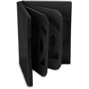 COVER IT Doboz 6 db - fekete, 24mm, 5 db / bal kép